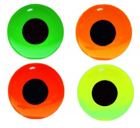 3D Epoxy Eyes