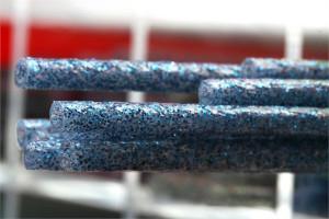 FF Tube - 3mm soft Glitter