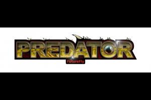 FF Predator Sticker/10x40 cm