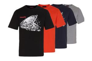 Basic line T-shirt pack
